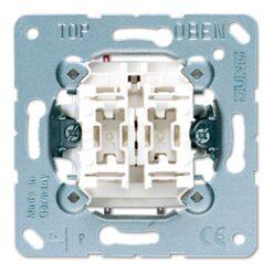 Doble conmutador Jung LS 990